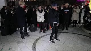 JHKTV]홍대댄스 디오비박진hong dae k-pop dance DOB(park jin)별 star