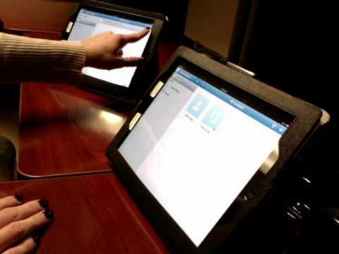 Skype on the iPad 2 Overview Tutorial