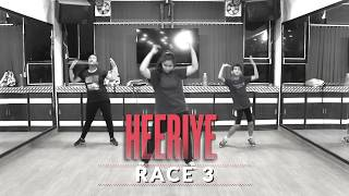Heeriye | Race 3 | Salman Khan | Jacqueline | Dance Choreography By Step2Step Dance Studio | Mohali