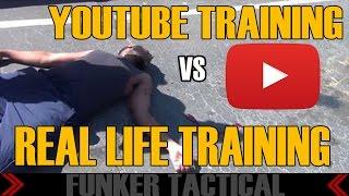 YOUTUBE TUTORIALS vs REAL LIFE TRAINING