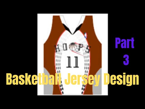 6ff52f41092 Basketball Jersey Designs Part 3 - YouTube