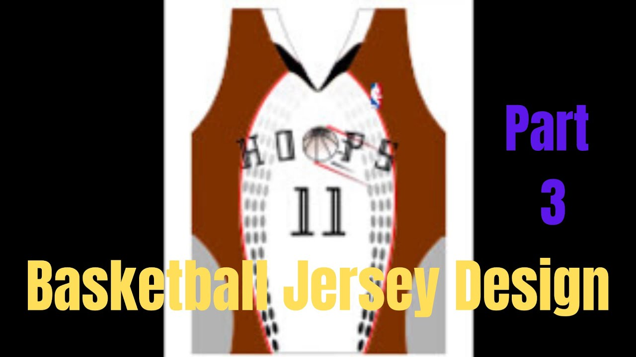 aa5d96c29843 Basketball Jersey Designs Part 3 - YouTube