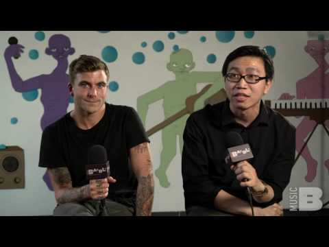 Anthony Green and Will Yip talk to us || Baeble Music