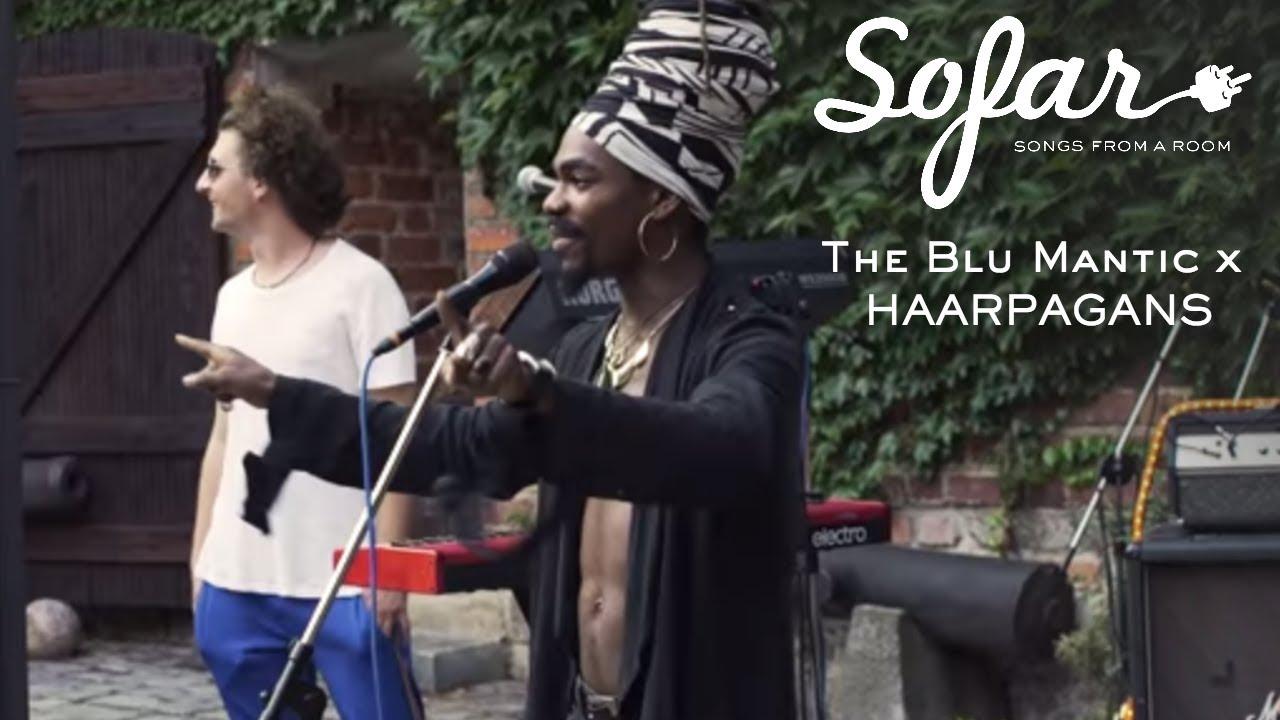 The Blu Mantic x HAARPAGANS - Elektricity | Sofar Wroclaw