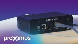 Connecter votre TV à votre modem via un Wi-Fi Bridge
