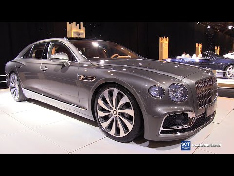2020 Bentley Flying Spur – Exterior and Interior Walkaround – 2020 Brussels Motor Show