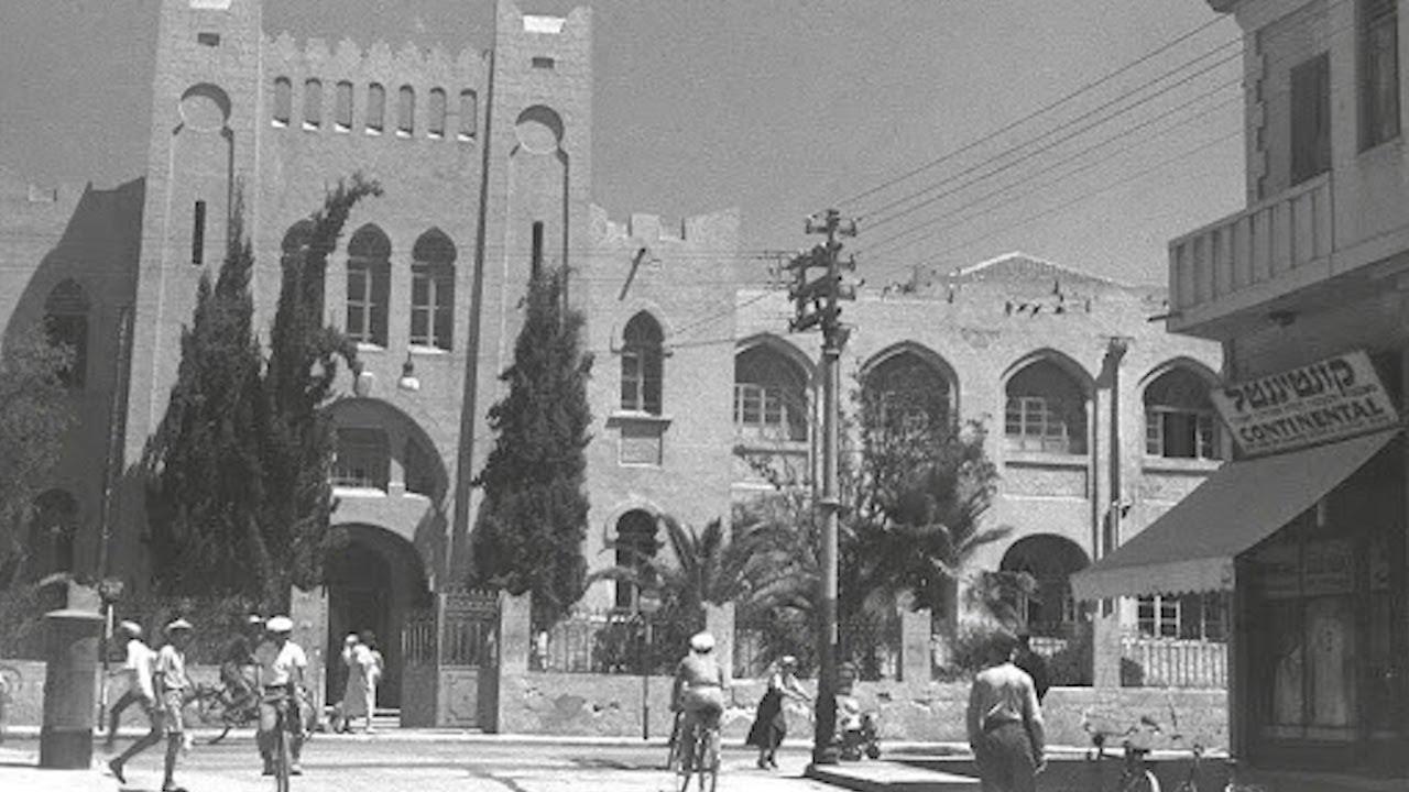 La tour d'Ezra, la plume de Koestler en Israël  - Un jour notre Histoire du 3 mars 2021