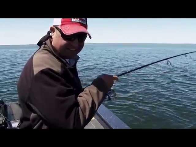 Tony Roach Fishing Report Late May 2015