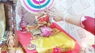 Navratri Brata.pratipad Tithi Puja.
