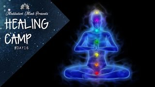 Unblock All 7 Chakras | Guided Meditation | Healing Camp 2016 | Day 16