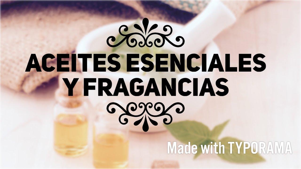 Curso de jab n 2 aceites esenciales y fragancias youtube - Como hacer esencias para jabones ...
