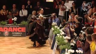 VALERI - KEHLET, DEN | 2014 PD GP STD Stuttgart | R1 W 26 | DanceSport Total