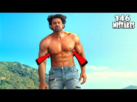 "Download (146 Mistakes) In Saaho - Plenty Mistakes In "" SAAHO "" Full Hindi Movie - Prabhas & Shraddha Kapoor"