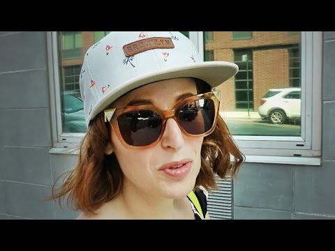 QUATTRO PASSI A WILLIAMSBURG VLOG NEW YORK E BROOKLYN