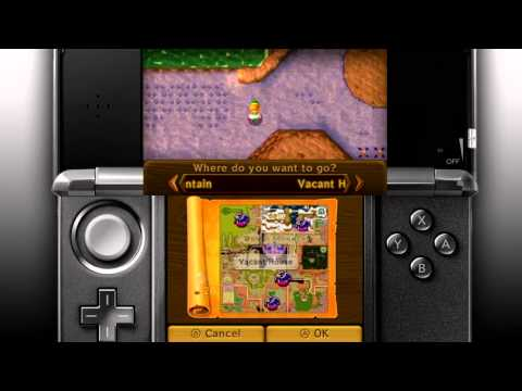 Zelda: A Link Between Worlds: Giant Bomb Quick Look