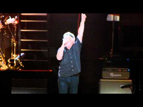 Bob Seger Ramblin' Gamblin' Man MSG NYC 12/1/11
