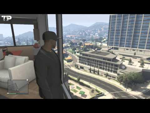 Gta 5 Online Best Apartment View Tinsel Towers Apt Doovi