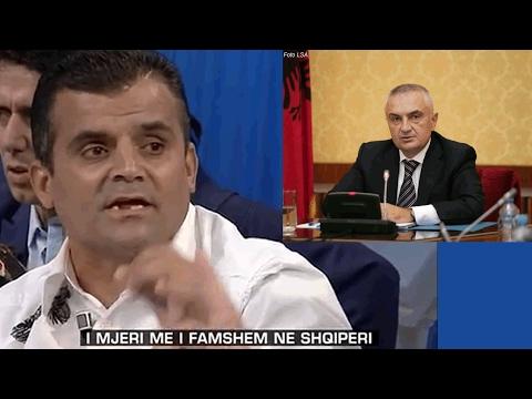 Sherr Ilir Meta vs Ardi durres Shkurt 2017