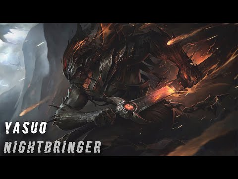 Best Nightbringer Yasuo Quotes