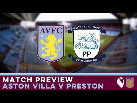 MATCH PREVIEW | Aston Villa v Preston