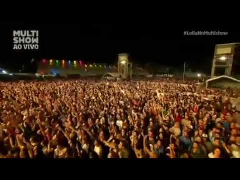 A Perfect Circle - The Outsider Live at Lollapalooza Brazil 2013