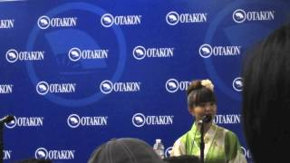 Clips of the Q&A session with Ai Nonaka Most of the video is still ...