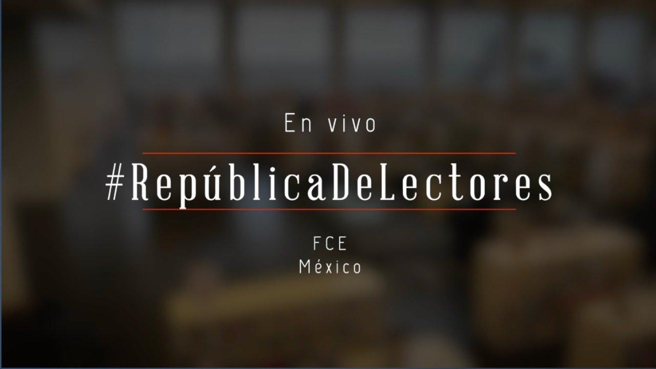 EN VIVO #RepúblicaDeLectores Ep. 19 Programa Especial
