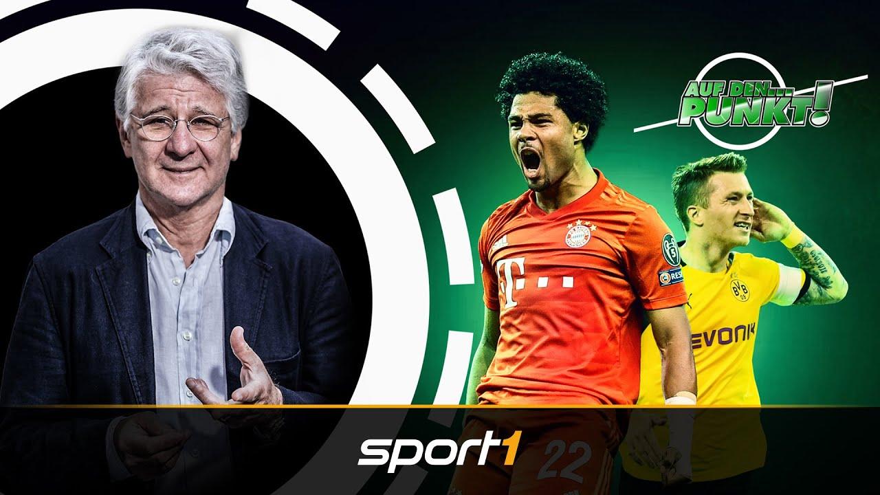 Meisterkampf: Reif warnt Gladbach vor Bayern und Dortmund | SPORT1 - AUF DEN PUNKT