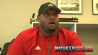 HOL HD: Meet new Huskers Offensive Line Coach Greg Austin