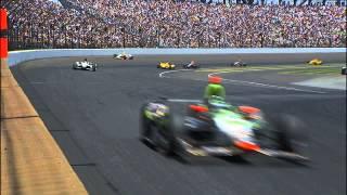 2015 Indianapolis 500 Bryan Clauson Incident