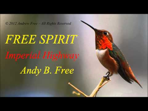 Andy B. Free - Imperial Highway - Smooth jazz instrumental from album Free Spirit