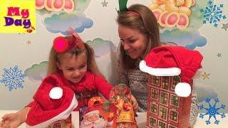 видео сладкие новогодние подарки