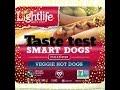 Light Life Smart Dogs   Vegan Hot Dogs Review   Carrot Dog Marinade  