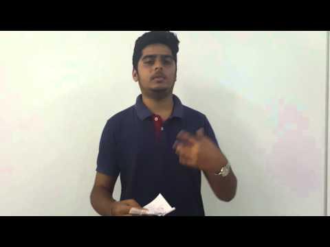 MUN Chairing Video
