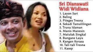 Kompilasi Lagu  Bali Sri Dianawati dan Widi Widiana