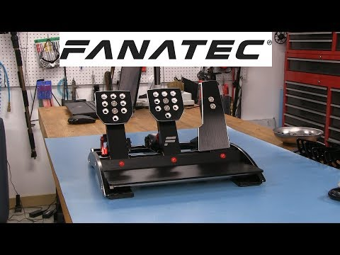 Fanatec Club Sport Pedals V3 Review