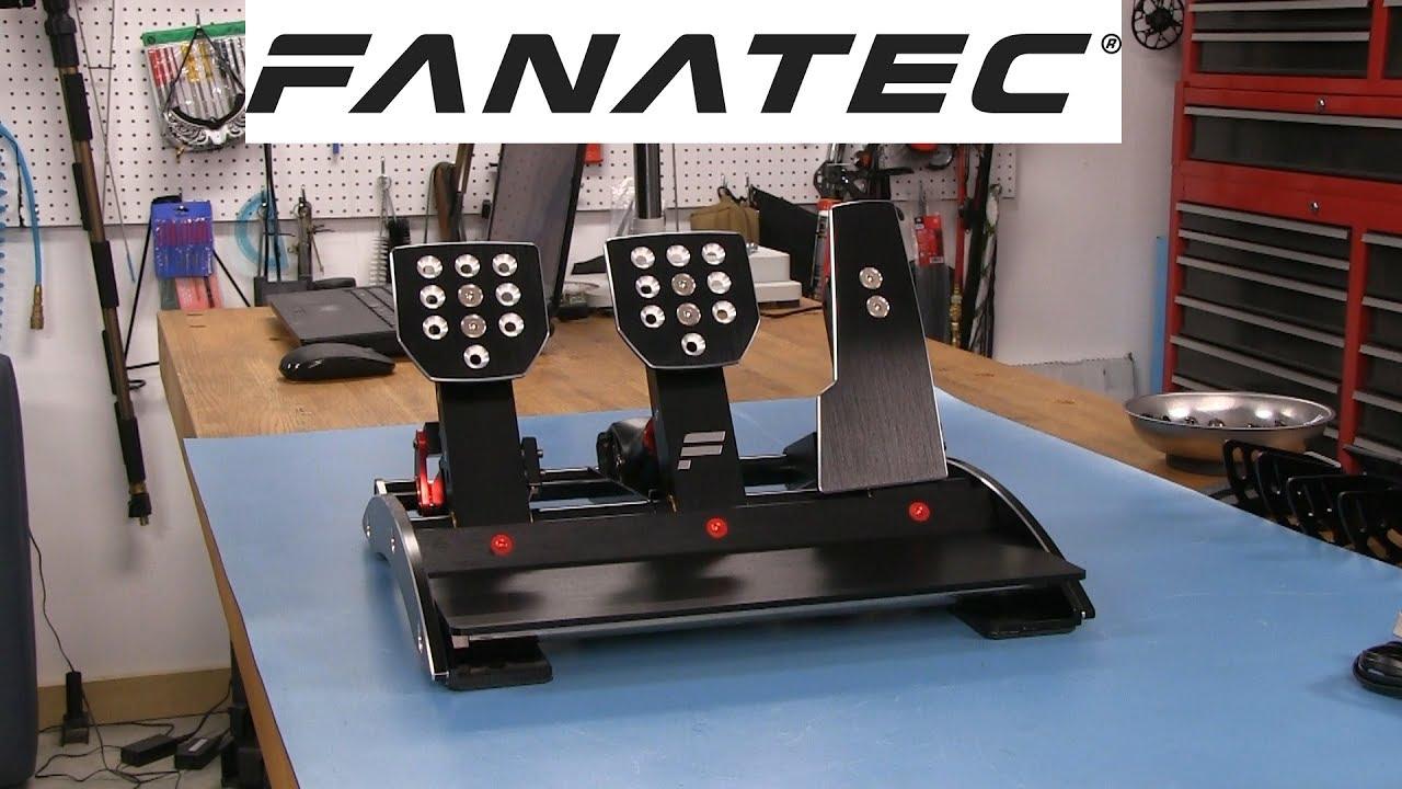 Fanatec Club Sport Pedals V3 Review