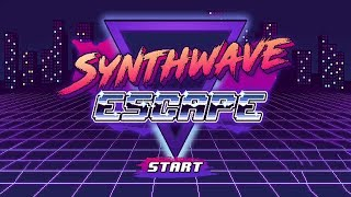Synthwave Escape (Level 1 - 10) Gameplay | Android Arcade Game
