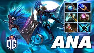 ANA Skywrath Mage - you can't win this.. - Dota 2 Pro Gameplay