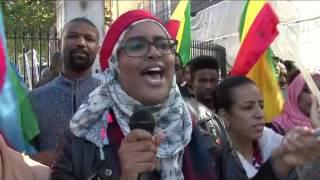 Ethiopia protests solidarity Between oromo & Amhara