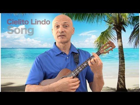 Cielito Lindo - Song in Spanish - Ukulele