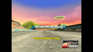 DAYTONA USA 2001 DREAMCAST HD 1080p
