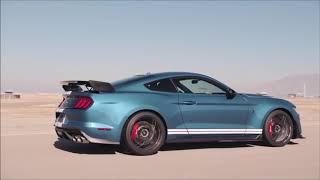 Ford Mustang 2020 GT500 Shelby: detalhes e especificações oficiais - www.car.blog.br