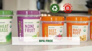 BareOrganics® Superfoods to Nourish Your Life - Brand Overview -
