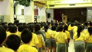 黃大仙天主教小學-亞洲青年節分享會 7-11-2014