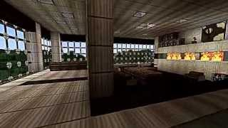 Minecraft: Mass Effect 3 Shepards apartment