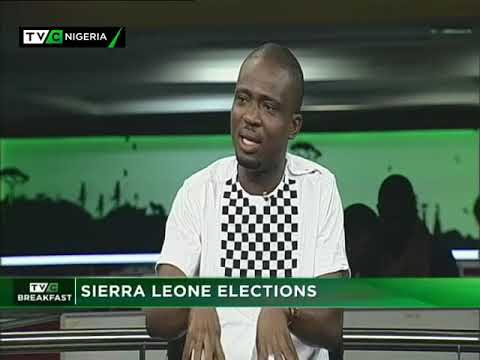 TVC Breakfast 8th March 2018 | Sierra Leone Elections