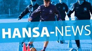 Hansa-News vor dem Heimspiel gegen Aalen