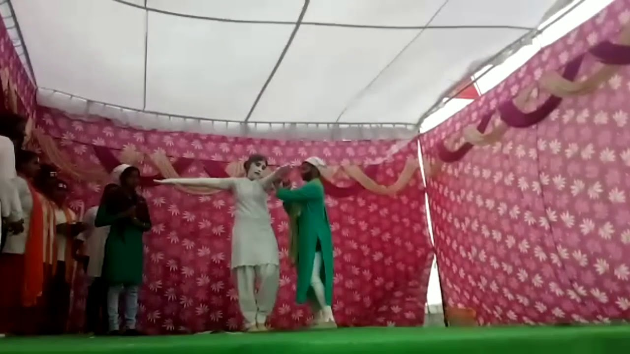 An awesome skit play by students at ggpshamli