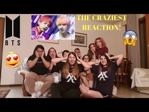 BTS Save Me + I'm Fine Comeback Stage *CRAZY REACTION!*